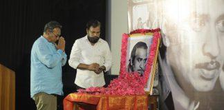 Director Mahendran Condolence Meeting Photos