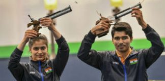 Gold for India : World Cup Shooters | World Cup shootings are being held in Munich, Germany. | Latest Sports News | Sports News