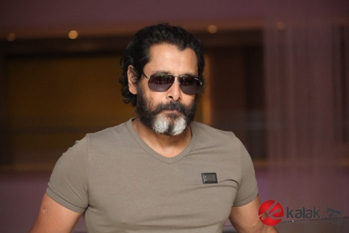 Actor Vikram Latest Photos