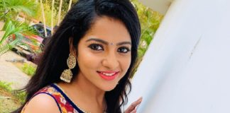 VJ Chithra in Rowdy Baby Photoshoot