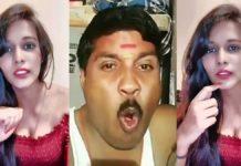 Meera Mithun Complaint on GP Muthu
