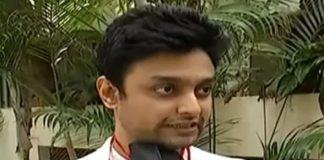 Chinni Jayanth Son Passed in IAS Exam