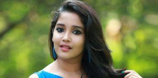 Anikha Surendhar Forest Photoshoot
