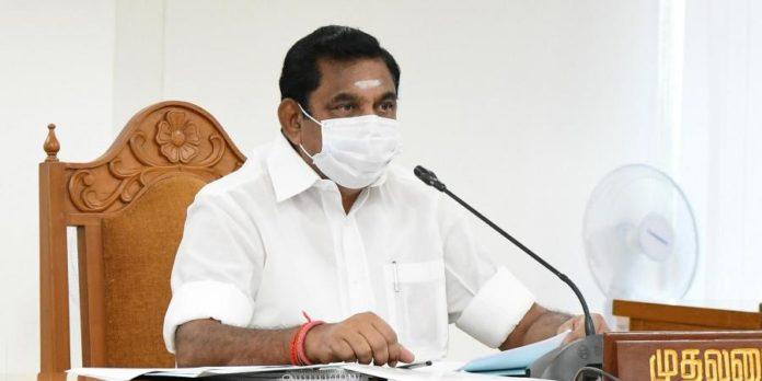 Cm Edappadi K Palanisamy in Madurai
