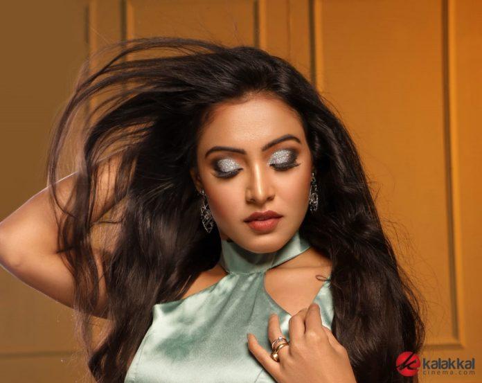 Actress Ashwini Chandrashekhar Latest Stills