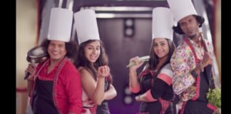 Shakeela 4th Finalist in Cook With Comali