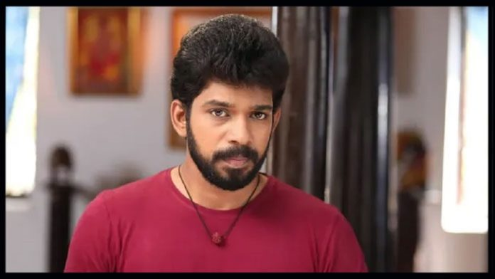 Pandian Stores Kumaran about Fb Pages