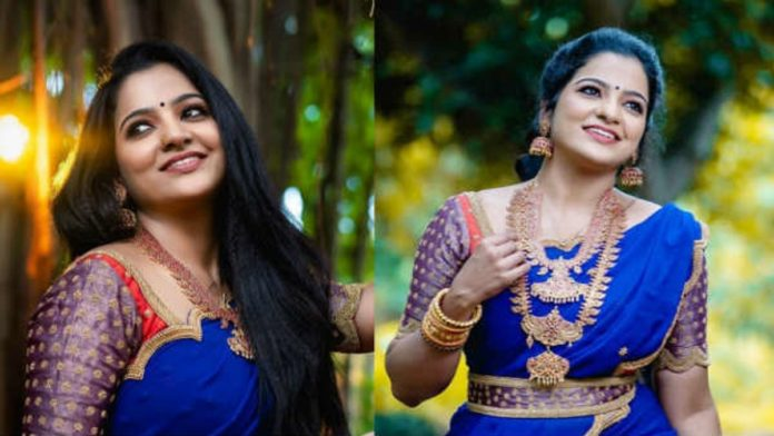 Actress Chithra Tatoo in Fan Girl Hand