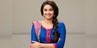 actress keerthi suresh latest photo