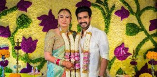 Actor Vishnu Vishal and Gutta Jwala Wedding Photos