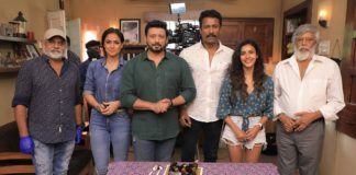 Director Samuthirakani Birthday Celebration Stills