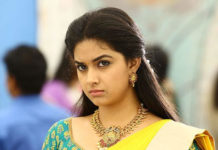 Keerthy Suresh in 99 Songs Preview Show
