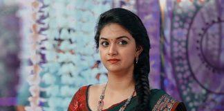 Actress Keerthy Suresh in Marriage Costume