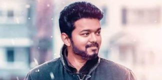 Thalapathy Vijay in Night Party
